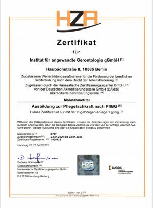 Zertifikat_PflBG